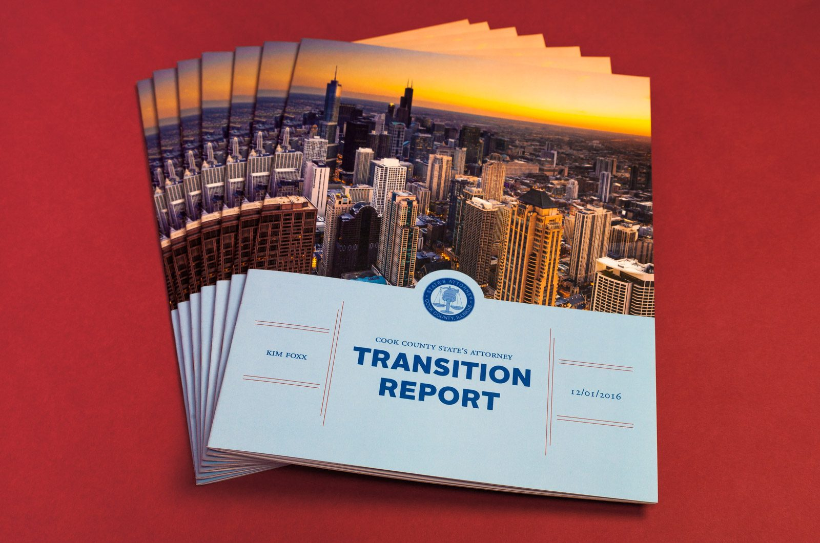 Transition Report Image