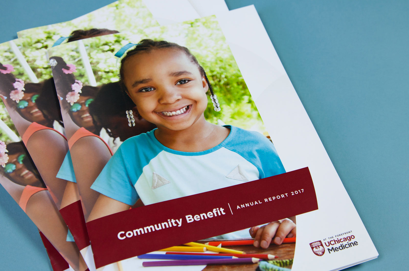 Community Benefit Annual Reports Image